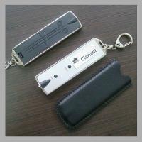 Гравировка на металлических USB-flash и авторучках