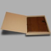 Подарочная коробка для плакетки