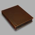 Фотоальбом 10х15 см (коричневый)