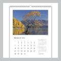 Календарь настенный перекидной, 13 листов, формат 400х600мм