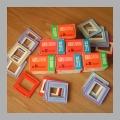 Прямая печать со слайдов 24x36мм. в пластиковых или картонных рамках без компьютерной обработки.