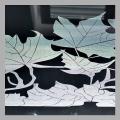 Гравировка на листовом стекле