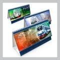 Календарь настольный перекидной, формат 150х200 мм, 13 листов, двухсторонняя печать