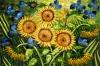 Постер цветы 0409