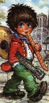 Постер детский 0101