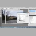 Финишная обработка файлов после сканирования слайдов (один файл)