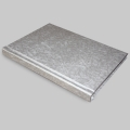 Фотоальбом 20х30 см (серебро с тиснением)