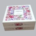 Подарочная коробка, размер 150х150х60мм