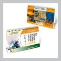 Переплет настольных перекидных календарей, формат А5