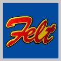 CAD-CUT FELT (натуральная шерсть)