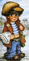 Постер детский 0105