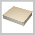 Изготовление индивидуальной твердой коробки для фотокниги