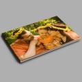 Фотокнига, формат 10х15 см, формат разворота 15х20 или 30х10 см